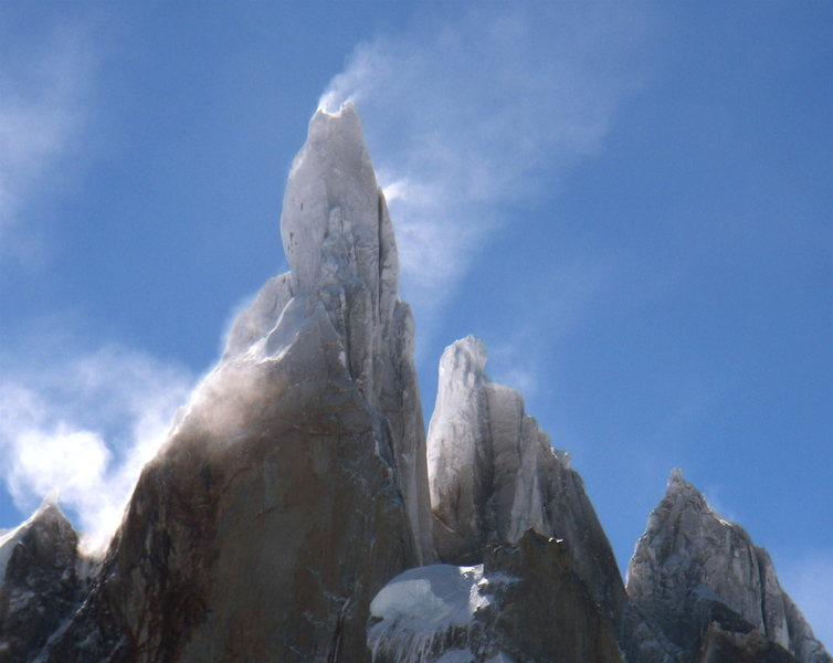 Cerro Torre  - My favorite mountain.