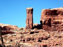 Rock Climbing Photo: Gold Bar Tower