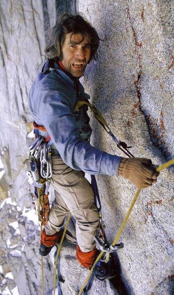 Rock Climbing Photo: Yo!