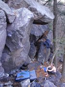 Rock Climbing Photo: Another view.