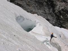 Rock Climbing Photo: miles...