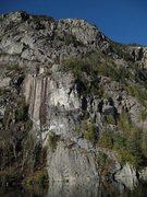 Rock Climbing Photo: looking up