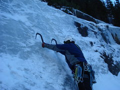 Rock Climbing Photo: Jewel Lake Ice