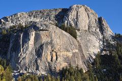 Rock Climbing Photo: Wider still.