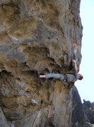 Rock Climbing Photo: Red Devil. Photo by Blitzo.
