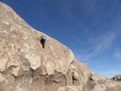 Rock Climbing Photo: Nathletic Endeavor