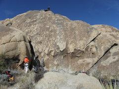 Rock Climbing Photo: Natural Light Wall