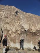 Rock Climbing Photo: Natrimony