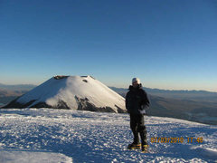 Summit of Pomerape 20,591
