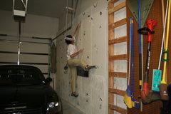Rock Climbing Photo: kimie cat traverse
