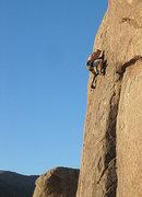 "Rock Climbing Photo: Erik Eriksson on ""Yellow Brick Road"". Ph..."
