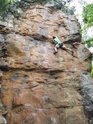 Rock Climbing Photo: HCR, AR