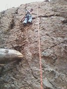 Rock Climbing Photo: this is a fun little TR