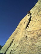 Rock Climbing Photo: echo cove jt