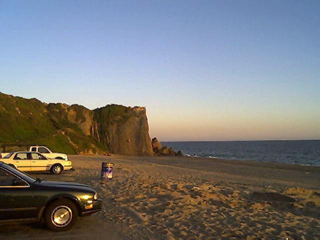 Rock Climbing Photo: point dume zuma beach ca