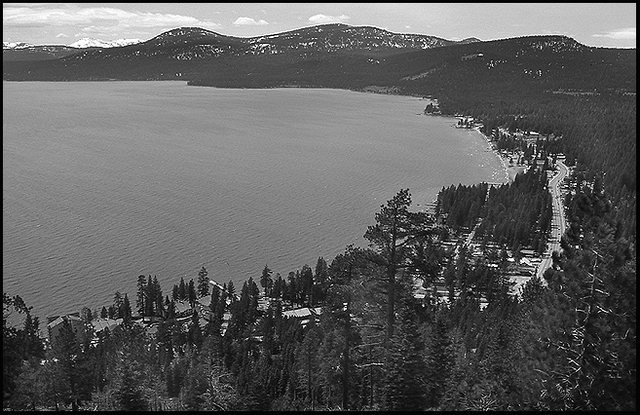 Tahoe North Shore.<br> Photo by Blitzo.