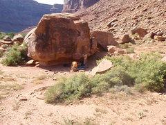 Rock Climbing Photo: a perfect fall day