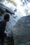 Rock Climbing Photo: cragging at yosmite