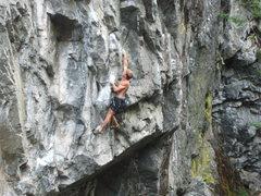 Rock Climbing Photo: the circus
