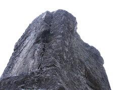 Rock Climbing Photo: The pillar's top.