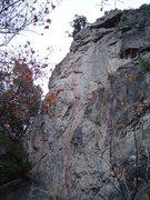 Rock Climbing Photo: Mr. Plow