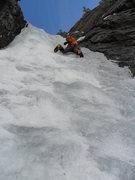 Rock Climbing Photo: Tony's Nightmare.