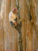 Rock Climbing Photo: Tufa Yard Dash