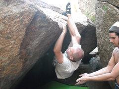 Rock Climbing Photo: Slopes and hooks on Zanzibar.