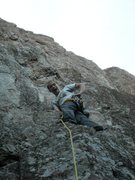 Rock Climbing Photo: Midway on Taco Time.