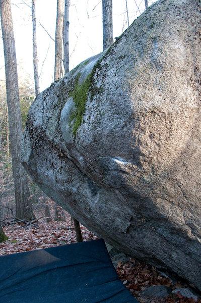 Rock Climbing Photo: Needs a little TLC.