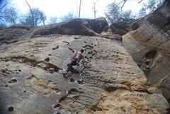Rock Climbing Photo: Loompa