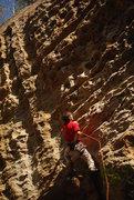 Rock Climbing Photo: Malice