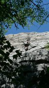 Rock Climbing Photo: Memories of my first days climbing