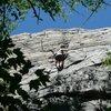 Memories of my first days climbing<br>