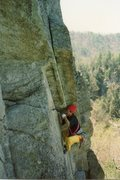 Rock Climbing Photo: bountiful backcountry crags