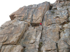 Rock Climbing Photo: Woodfords Exploration 1