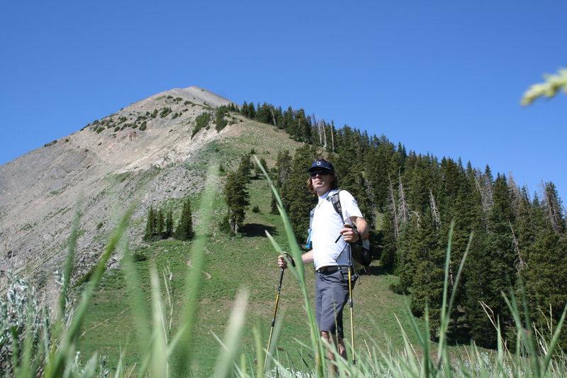 Rock Climbing Photo: the saddle mt nebo utah