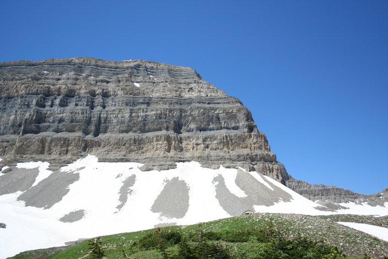 Rock Climbing Photo: mt timp