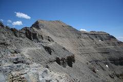 Rock Climbing Photo: mt timp summit ridge