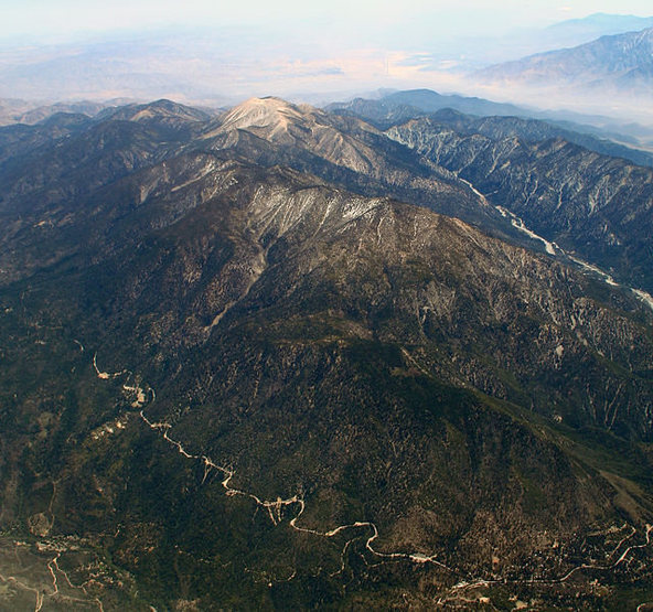 mt san gorgonio 11,503ft