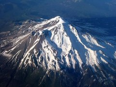 Rock Climbing Photo: mt shasta 14,179ft ca