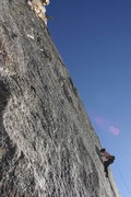 Rock Climbing Photo: @ Idyllwild, CA with Tin and Adam