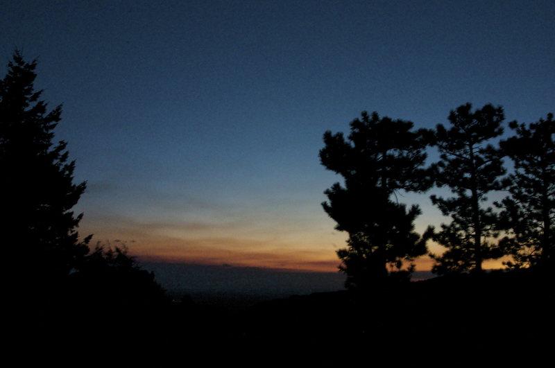 Boulder's Sunrise