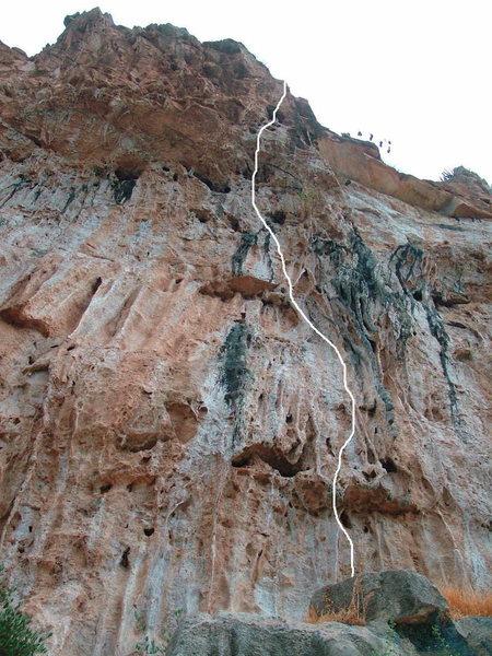 Rock Climbing Photo: TYD