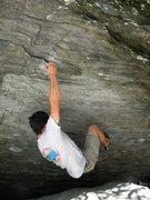 Rock Climbing Photo: Filet Fish