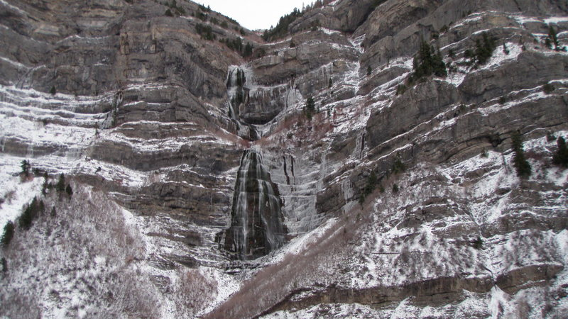 Rock Climbing Photo: bridal veil