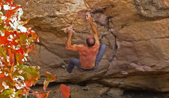 Rock Climbing Photo: REDNECK