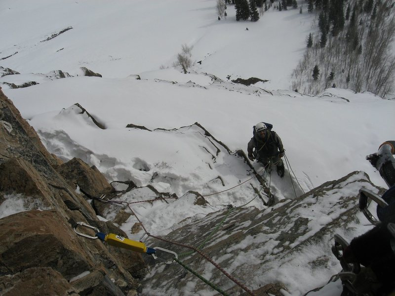 Rock Climbing Photo: Silverton obscure tour.