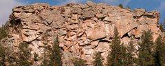 Rock Climbing Photo: Dude's Panorama.
