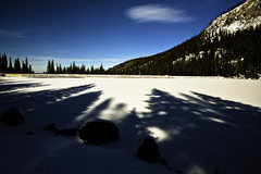 Rock Climbing Photo: Idaho Springs Reservoir, which you will pass en ro...
